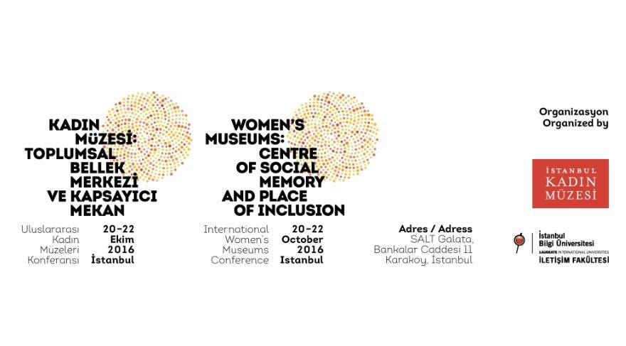 Uluslararası Kadın Müzeleri Konferansı İstanul'da