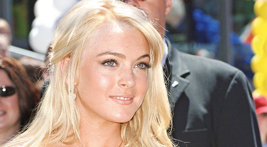 Aktris Lindsay Lohan Türkiye'yi çok sevdi