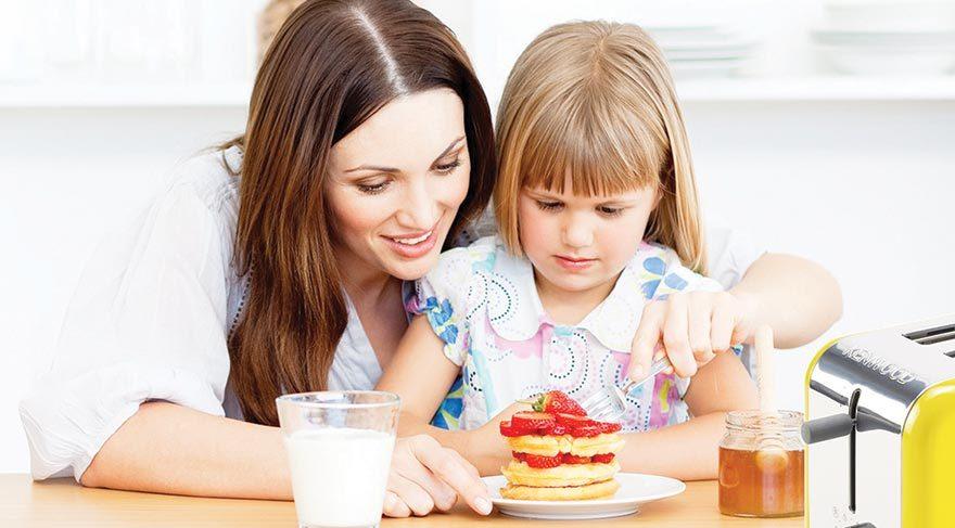 Yanlış beslenen çocukta öğrenme yeteneği azalıyor