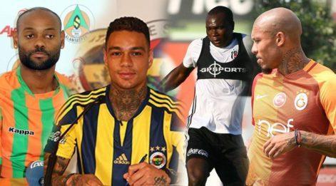 Süper Lig'in en dikkat çeken 10 transferi