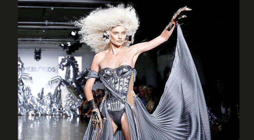 New York'ta moda konuşuluyor