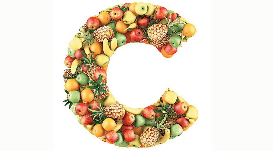 C vitamininin bilinmeyen faydaları