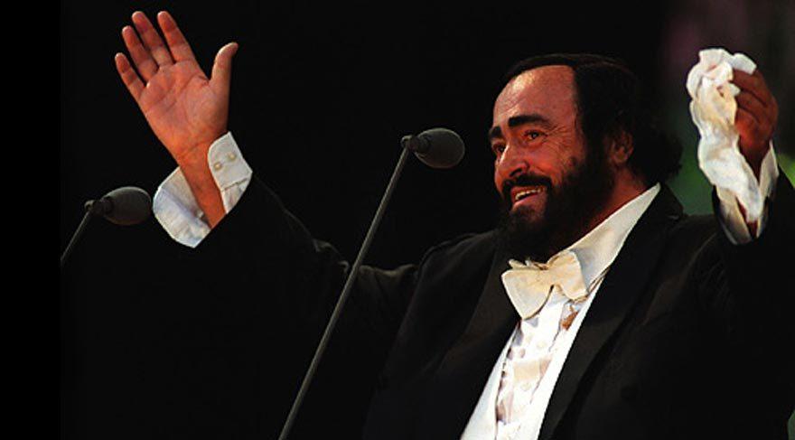 'Pavarotti'nin mirası' Türkiye'de sahnelenecek