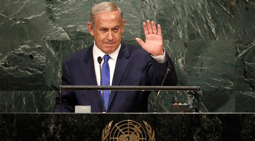 İsrail Başbakanı Netanyahu'dan Türkiye'yi çok kızdıracak sözler