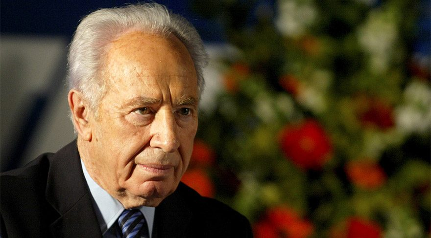 Son dakika... Şimon Peres: Hem şahin hem güvercin siyasetçi