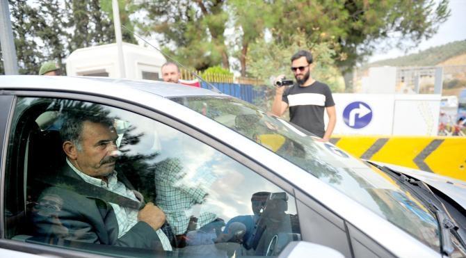 Mehmet Öcalan, görüş için İmralı Adası'na gitti (2)