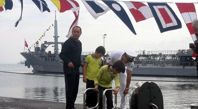 Preveze Deniz Zaferi ve Deniz Kuvvetleri Günü kutlandı