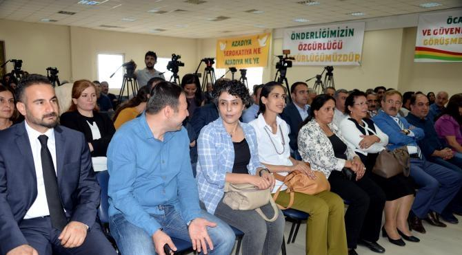 DBP'li Tuncel: Diyarbakır'da 800 kişiye yönelik gözaltı operasyonu yapılacak