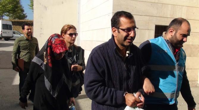 Görevden alınan Geyve Emniyet Müdürü Taşlı tutuklandı