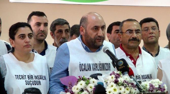 HDP'li Yıldırım: Açlık grevine devam edeceğiz