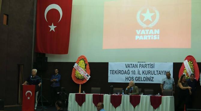 Doğu Perinçek: Bugünkü CHP'nin Atatürk ile bir ilgisi yok