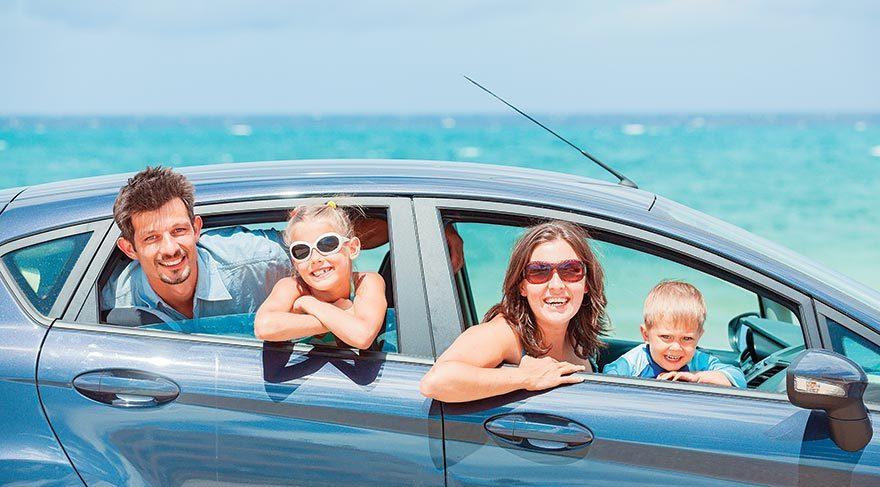 Bayramda arabayla seyahat edeceklere özel!