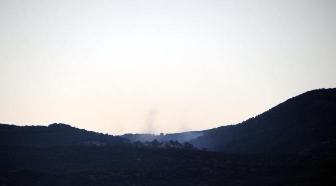 Tunceli'de eylem hazırlığı yapan PKK'lılara operasyon başlatıldı (2)