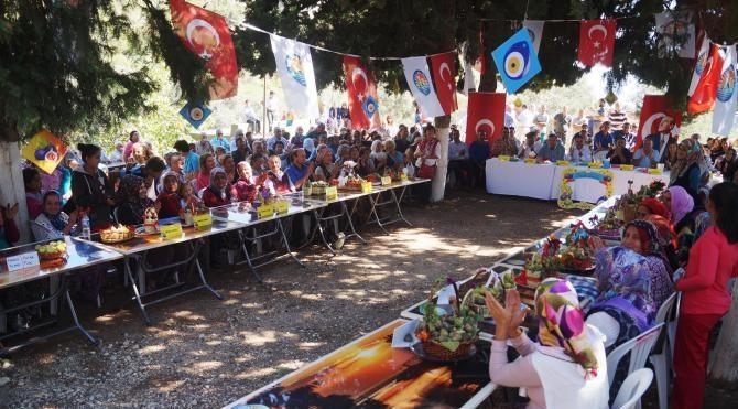 Mersin'deki İncir Festivali'nde renkli görüntüler