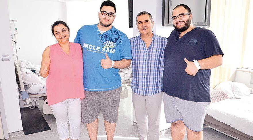 Obeziteye ailece savaş açtılar