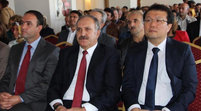 Sivas'ta 'KoreTürkiye Tarihi İlişkileri' sempozyumu