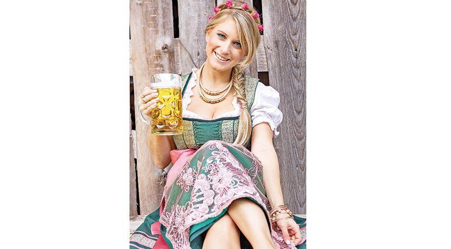 Oktoberfest başladı