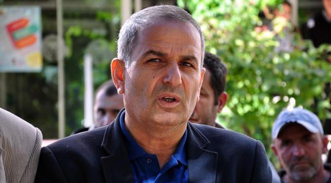 Tunceli Belediyesi'nde 2 saat kayyum protestosu