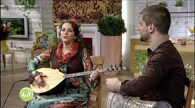 Macar Majda: Türkler'e ve türkülere aşık oldum