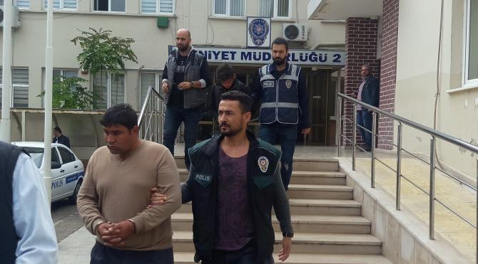 Bursa'da 16 kilo esrar ele geçirildi