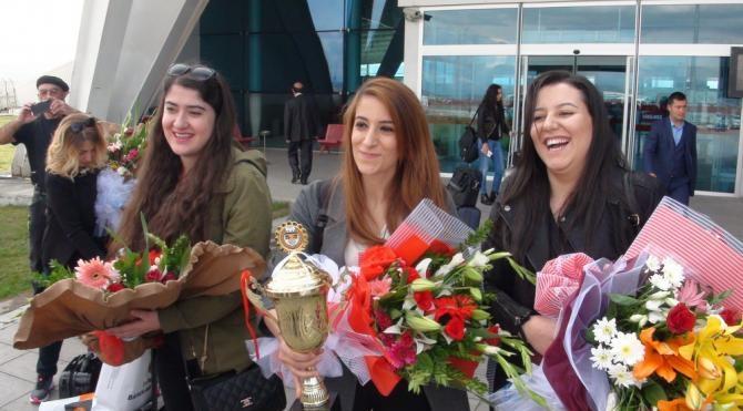 Kars'ın stajyer avukatları Türkiye birincisi