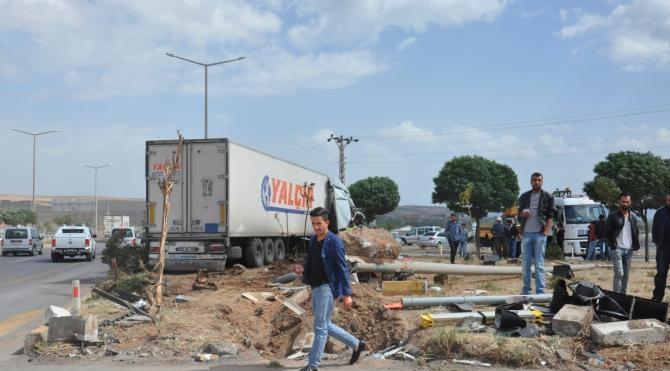 Tatvan'da sık trafik kazası olan kavşakta basın açıklaması