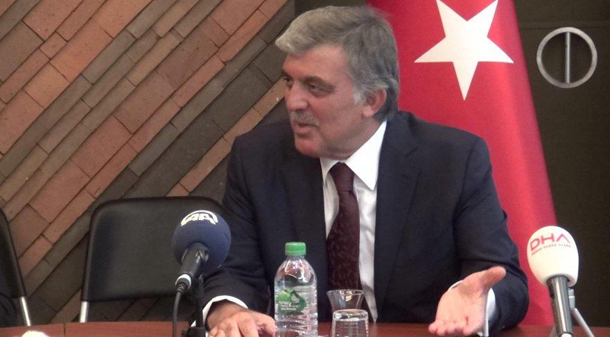 Abdullah Gül'den OHAL eleştirisi
