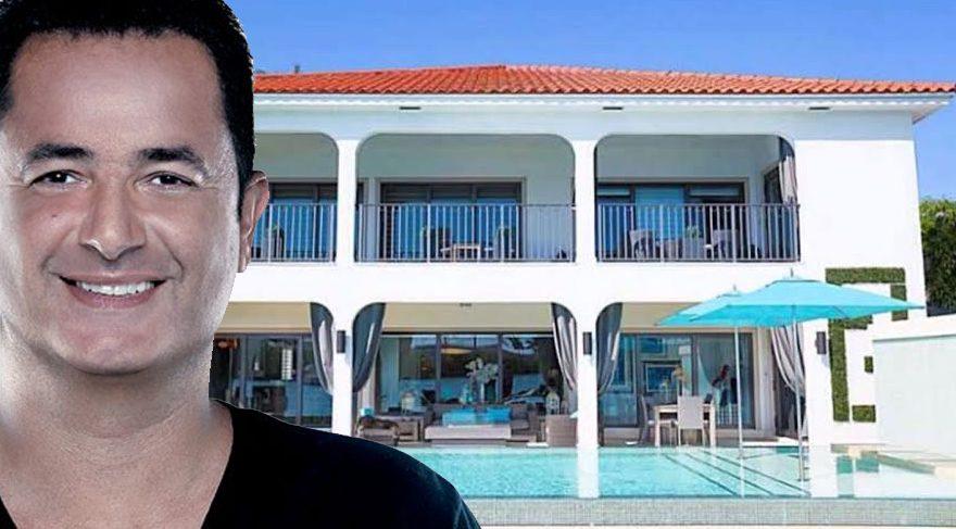 Acun Ilıcalı'nın Miami'deki 6 milyon dolarlık malikanesi
