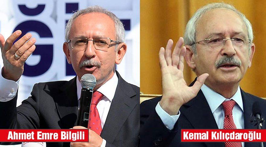 Ahmet Emre Bilgili ile Kemal Kılıçdaroğlu benzerliği şaşırttı