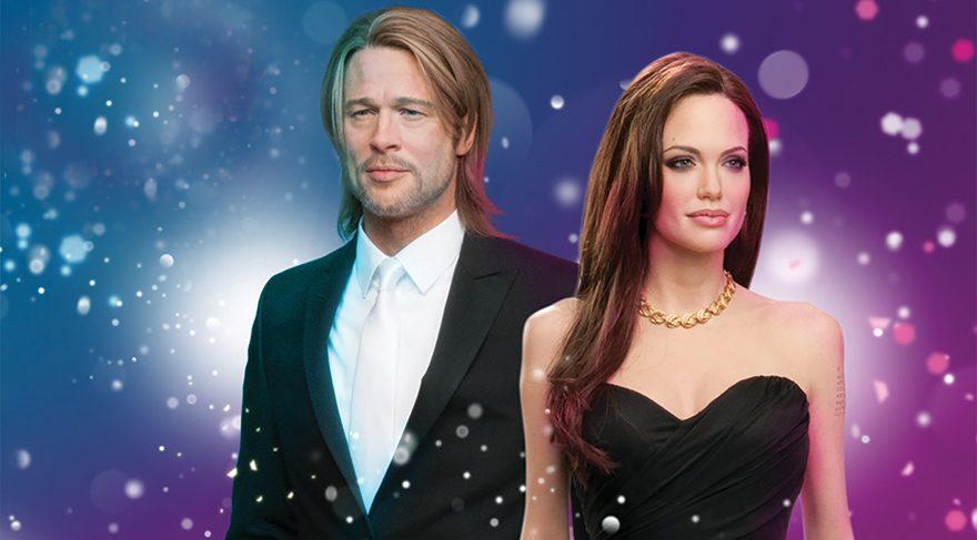 Angelina ve Brad İstanbul'da da ayrılıyor