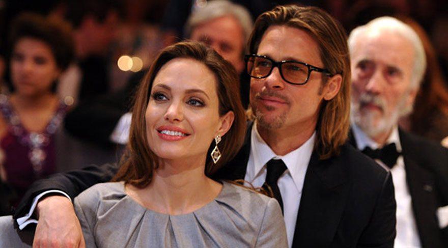 Angelina Jolie ve Brad Pitt'in boşanma dilekçesi ortaya çıktı