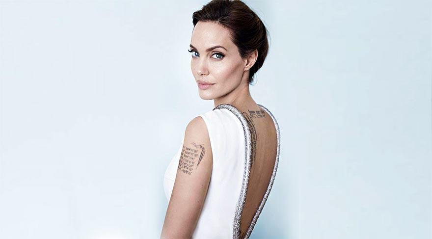 Angeline Jolie'nin bekar evi ilk kez görüntülendi