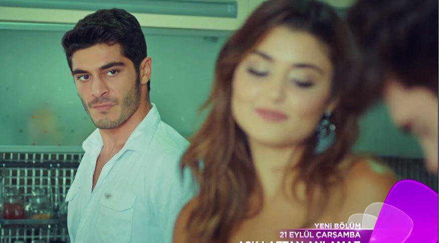 Aşk Laftan Anlamaz 11. yeni bölüm fragmanı izle: Murat Hayat'ı fena kıskanıyor