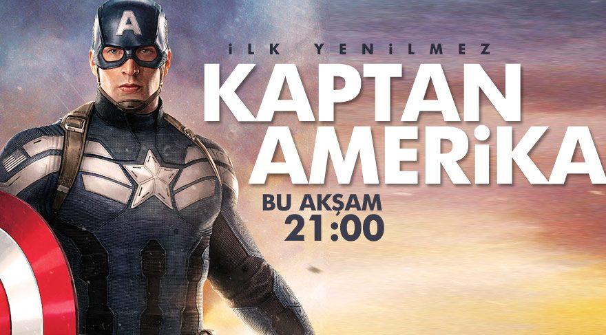 ATV canlı izle: İlk yenilmez: Kaptan Amerika izle – 15 Eylül Perşembe ATV yayın akışı