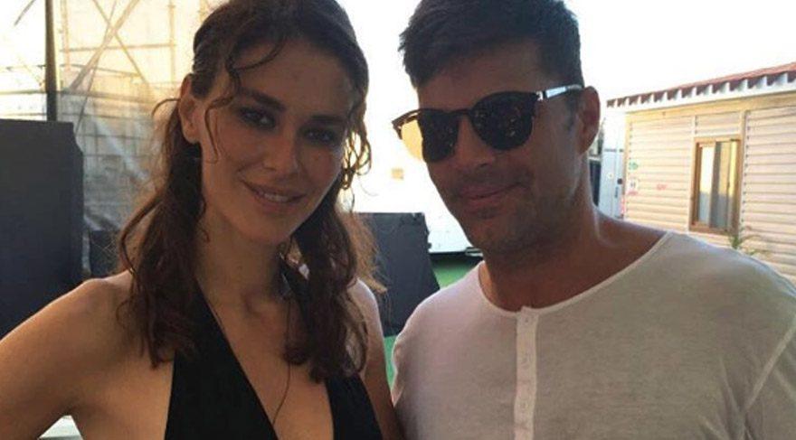 Ricky Martin ile Ayşe Hatun Önal'dan muhteşem düet