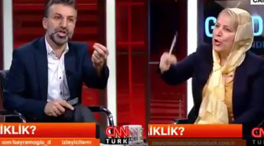 Yazarımız Ayşe Sucu'dan iftiracı yazara hadisle yanıt