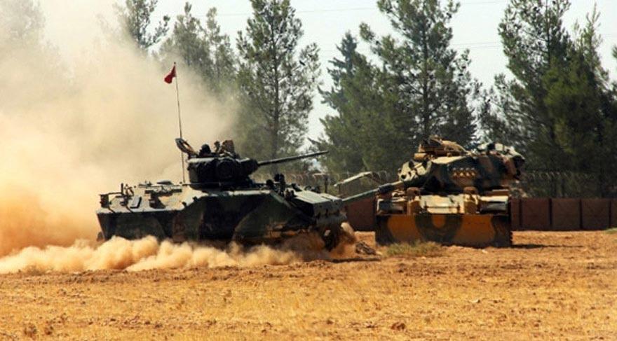 TSK: 29. günde 103 IŞİD hedefi imha edildi