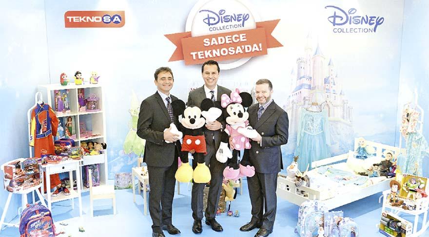 Walt Disney Türkiye'de!