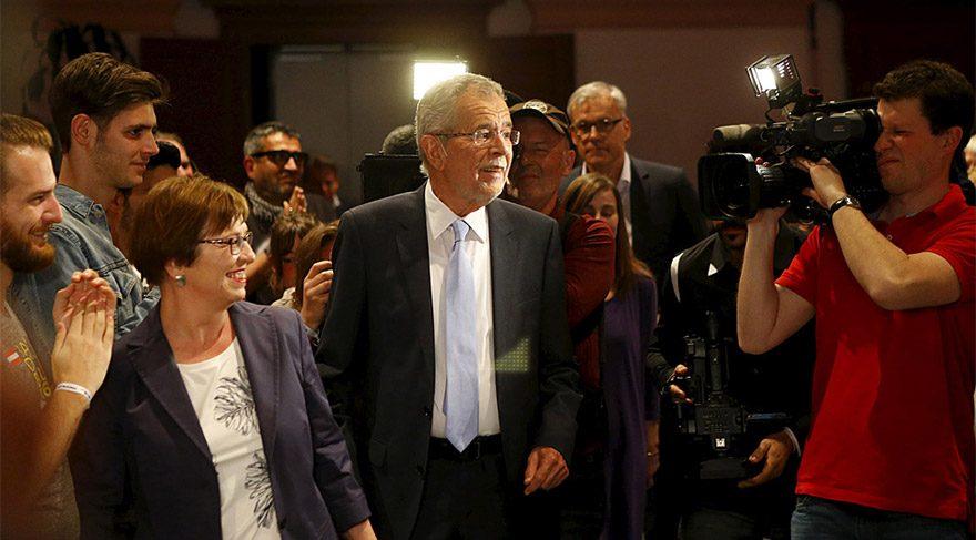 Avusturya Cumhurbaşkanı adayı Bellen'den 'Türkiye' açıklaması