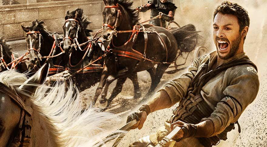oma kökenli üvey kardeşi Messala ile çok yakın olan Ben-Hur'un hayatı, Romalılar'ın Kudüs'ü işgaliyle alt üst olur.