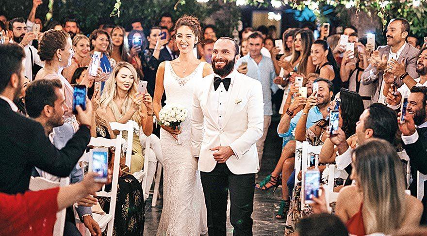 İstanbul'da nikah Bodrum'da düğün