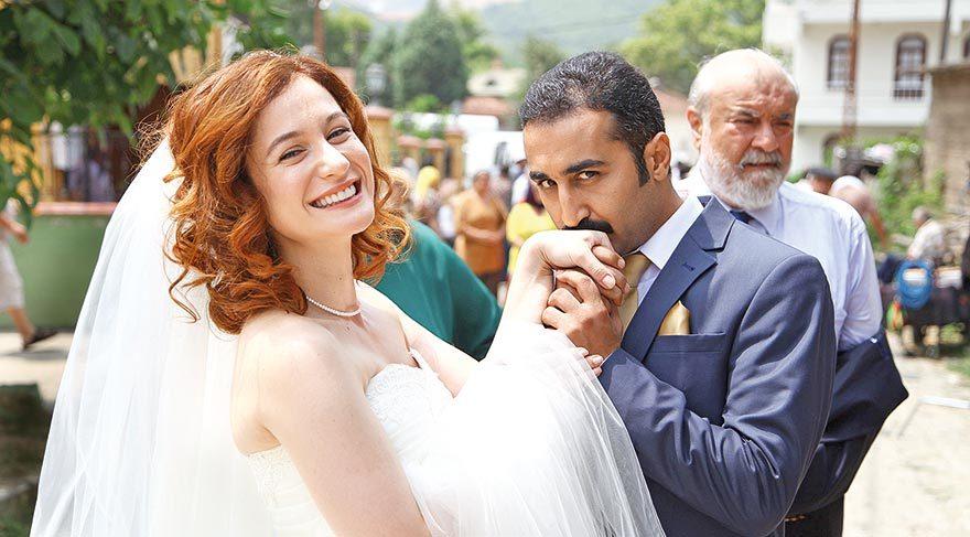 Yok artık! Evleniyorlar