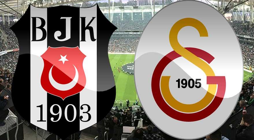 Galatasaray Beşiktaş maç özeti izle: Kartal farkı açıyor!