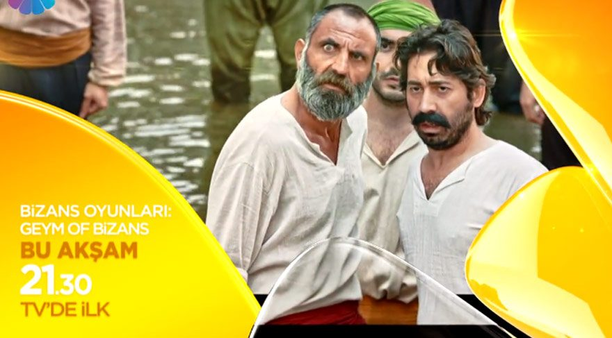 Show TV yayın akışı (24 Eylül Cumartesi 2016) izle: Bizans Oyunları TV'de ilk kez