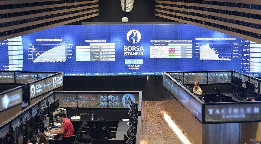 Borsa İstanbul 100 endeksi düşüşle açıldı