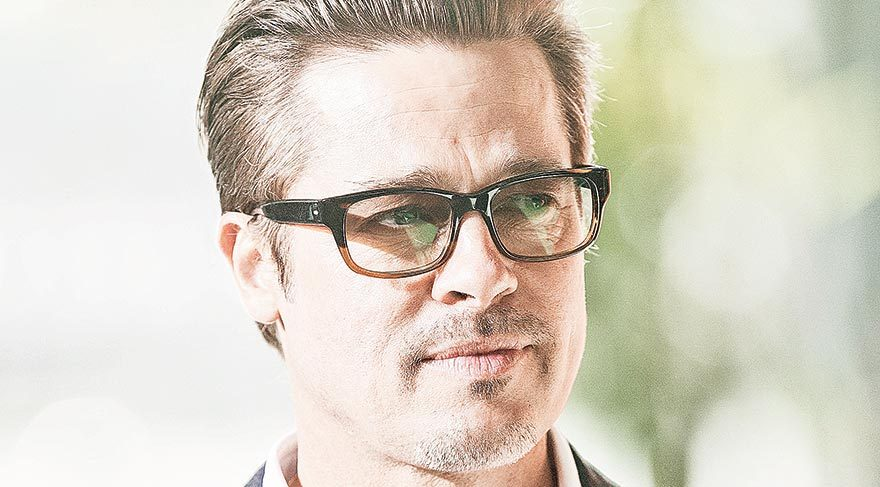 Brad Pitt çok ağlıyormuş