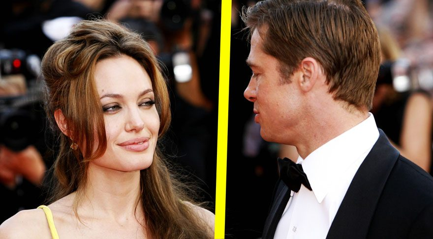 Angelina Jolie ve Brad Pitt mal paylaşımı nasıl olacak?