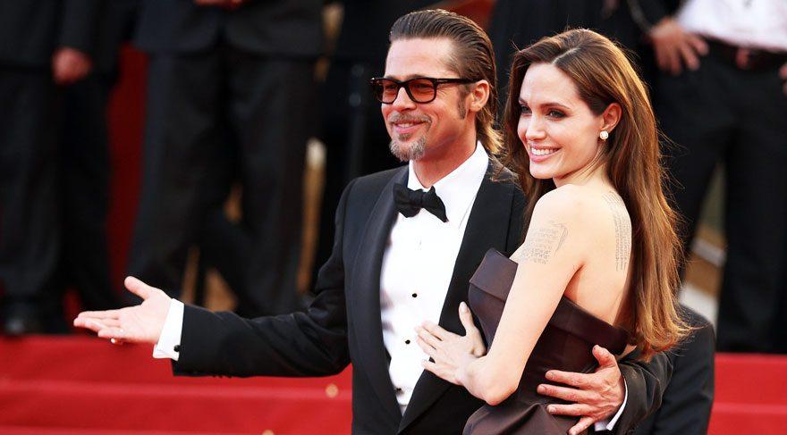 Angelina ve Brad Eskişehir'de hala birlikte