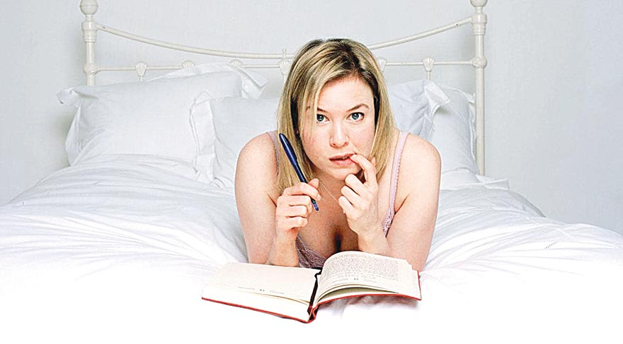 Bridget Jones anne oldu