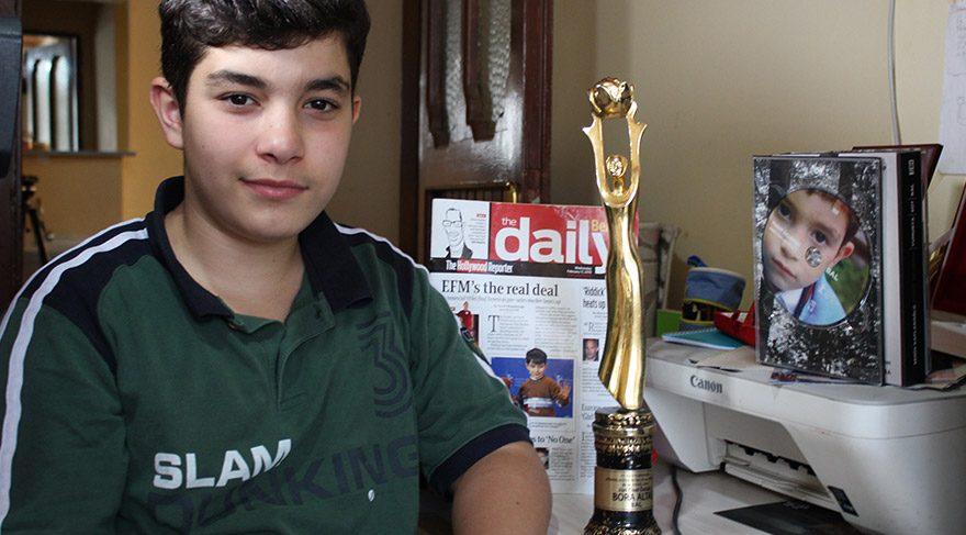 Burak Altaş, 7 yaşında Altın Ayı ödülünü aldı, bir daha da kimse aramadı